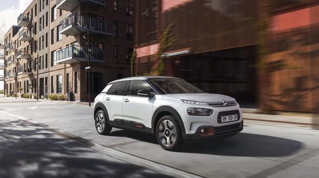 Prvi električni Citroën po C-Zeru bo C4 Cactus (foto: Citroën)
