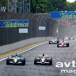 Formula 1: VN Brazilija (foto: None)