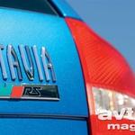 Škoda Octavia RS Combi 2.0 TFSI