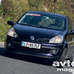 Renault Clio (foto: Aleš Pavletič)
