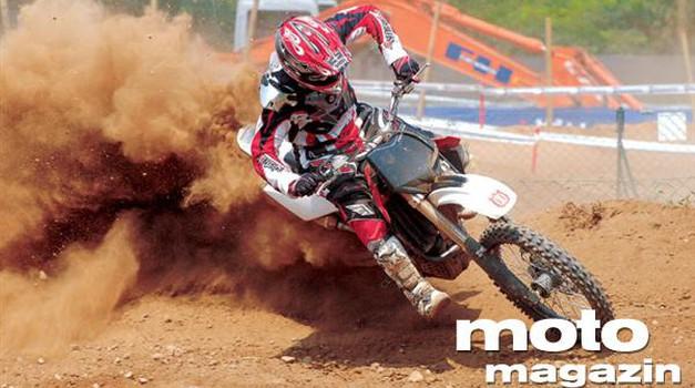 Husqvarna motokros in enduro 2007