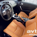 Nissan 350Z (foto: Saša Kapetanovič)