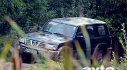 Nissan Patrol GR Wagon 3.0 Di Elegance
