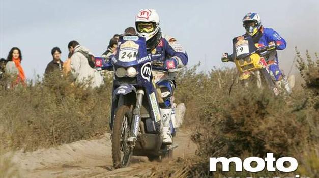 Lizbona-Dakar 2007, 1. etapa: Peščeni začetek (foto: Bor Dobrin)