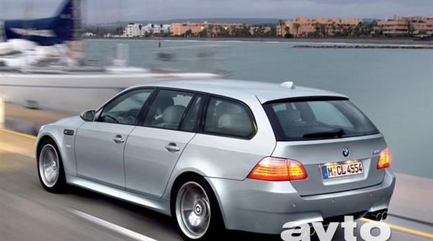 BMW M5 Touring (foto: BMW)