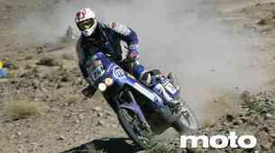 Lizbona - Dakar 2007, 4. etapa: Er Rachidia - Quarzazate