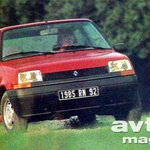 Renault (super) 5