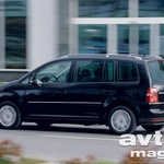 Volkswagen Touran 2.0 TDI DSG Highline