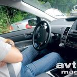 Toyota Prius 1.5 VVT-i Executive IPA NAVI (foto: Aleš Pavletič)