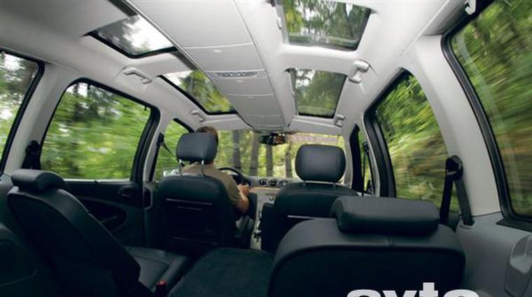 Ford Galaxy 2.0 TDCi Ghia (foto: Saša Kapetanovič)