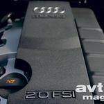 Audi A4 2.0 T FSI Quattro (foto: Aleš Pavletič)