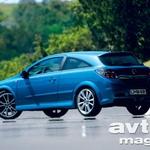 Opel Astra OPC (foto: Aleš Pavletič)