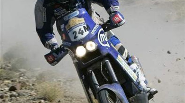 Dakar 2007 – 12. etapa: Ayoun el Atrous – Kayes (foto: Bor Dobrin)