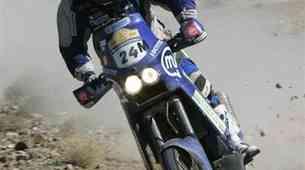 Dakar 2007 – 12. etapa: Ayoun el Atrous – Kayes