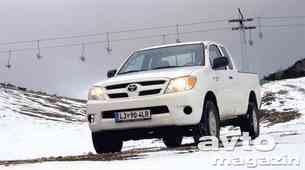 Toyota Hilux Extra Cab 2.5 D-4D Country