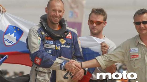 Dakar 2007 – 15. etapa: Dakar – Dakar (foto: Darij Novak)