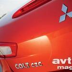 Mitsubishi Colt CZC 1.5 Invite (foto: Saša Kapetanovič)