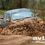 Nissan Navara 2.5 dCi SE (foto: Aleš Pavletič)