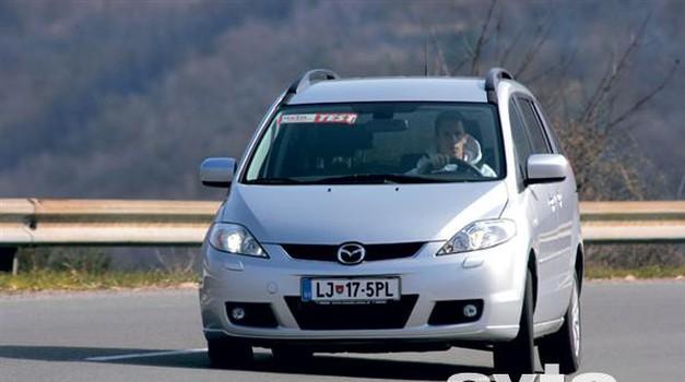 Mazda5 CD143 GT (DVD) (foto: Aleš Pavletič)