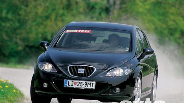 Seat Leon 2.0 TFSI Stylance (foto: Vinko Kernc, Aleš Pavletič)
