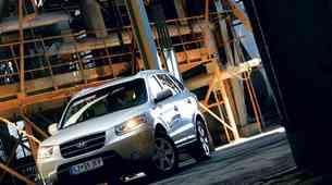 Hyundai SantaFe 2.2 CRDi VGT TOD GLS TOP-K Automatic