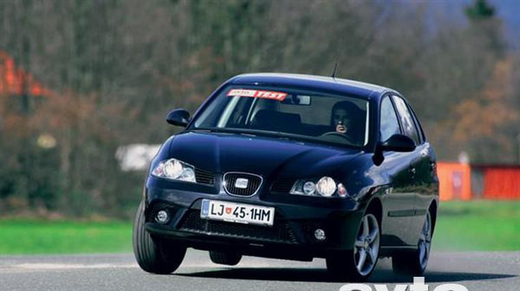 Seat Ibiza 1.9 TDI (74 kW) Stylance (5 vrat) (foto: Aleš Pavletič)