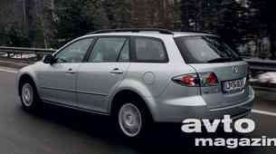 Mazda6 Sport Combi CD120 TE