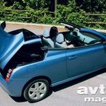 Nissan Micra C+C 1.4 16V Acenta (foto: Saša Kapetanovič)