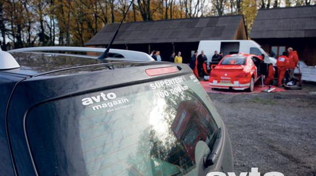 Supertest: Toyota Corolla Verso 2.0 D-4D Sol (foto: Aleš Pavletič)