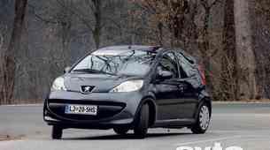 Peugeot 107 1.4 HDi Style