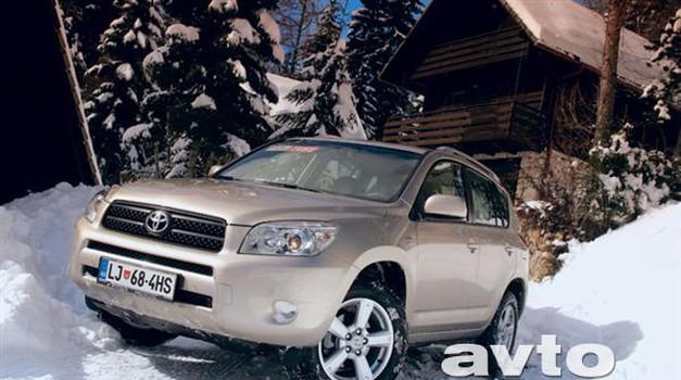 Toyota RAV4 2.2 D-4D (100 kW) Limited