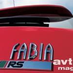 Škoda Fabia RS