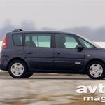 Renault Espace 2.2 dCi Privilege (foto: Aleš Pavletič)