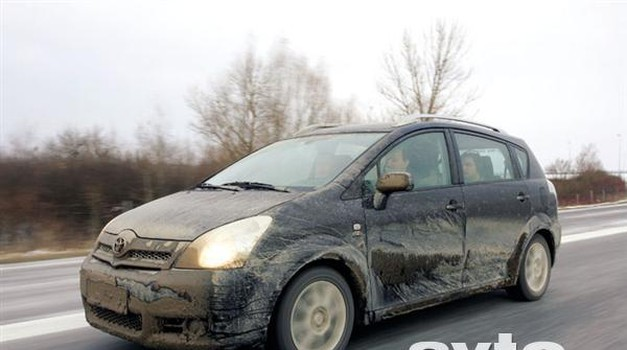 Supertest: Toyota Corolla Verso 2.0 D-4D