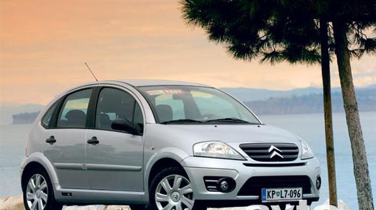 Citroën C3 1.4  VTR (foto: Saša Kapetanovič)