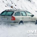 Škoda Octavia Combi 1.9 TDI 4x4 (foto: Aleš Pavletič)
