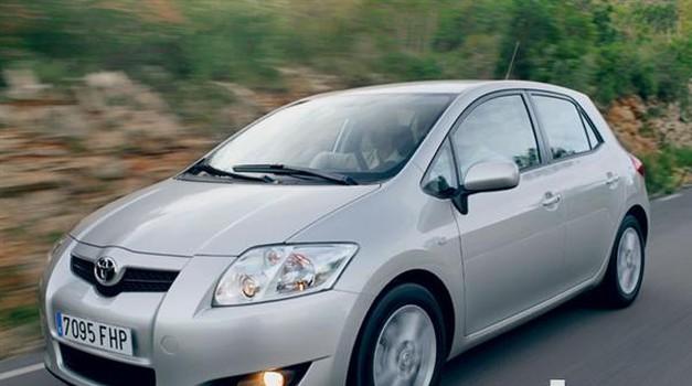 Toyota Auris (foto: Tovarna)