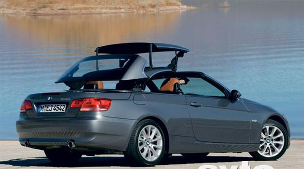 Video: BMW serije 3 Cabrio (foto: Vinko Kernc)