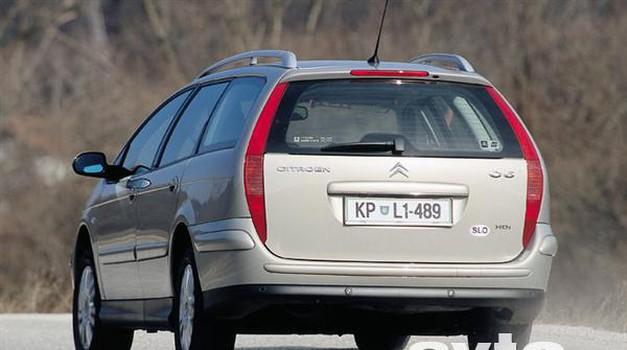 Citroën C5 2.2 HDi Break
