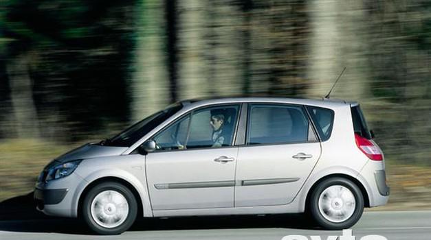 Renault Mégane Scénic 1.9 dCi