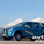 Isuzu D-Max 4WD 3.0 TD LS (Crew Cab) (foto: Aleš Pavletič)