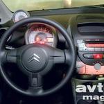 Citroën C1 1.4 HDi SX 5V (foto: Aleš Pavletič)