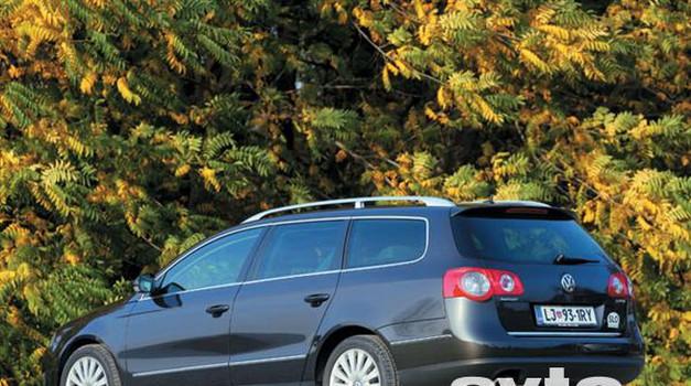 Volkswagen Passat Variant 2.0 TDI DSG Highline