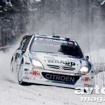 Carlsson je navdušil s Xsaro WRC. (foto: Moštva)