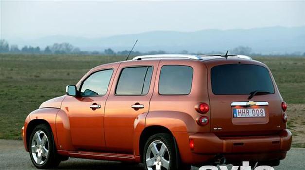 Chevrolet HHR (foto: Chevrolet)