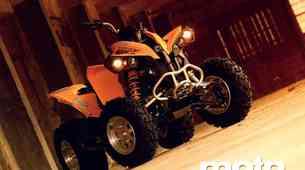 Can-Am Renegade 800 H.O. EFI