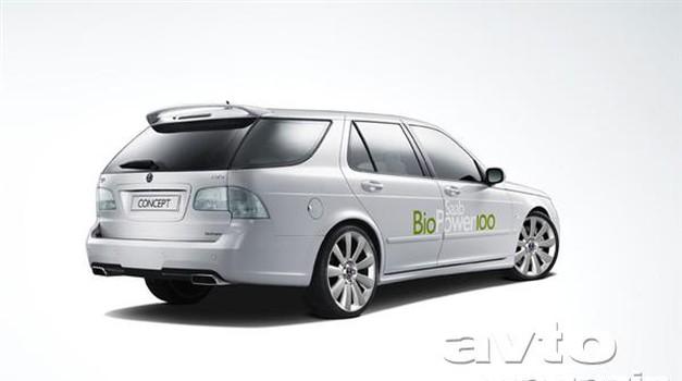Novi Bio (foto: Saab)