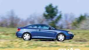 Hyundai Coupé 2.0 CVVT-i FX