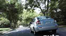 Suzuki SX4 tudi kot limuzina