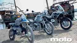BMW R 1200 GS, BMW R 1200 GS Adventure in BMW HP2